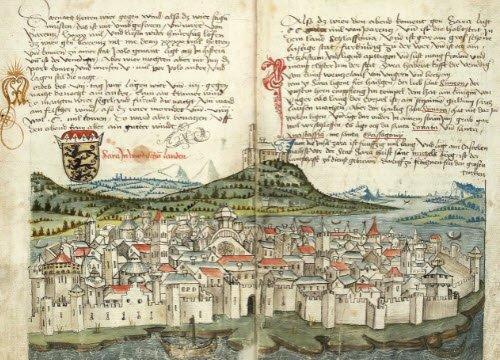Maraschino liqueur: Zara, manuscript, 1487 (img-11)