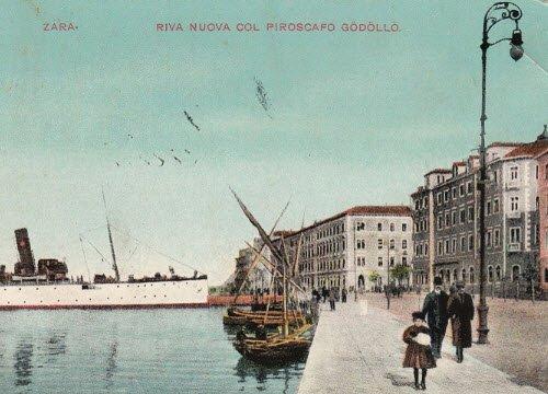 Maraschino liqueur: Zara, postcard, 1909 (img-12)
