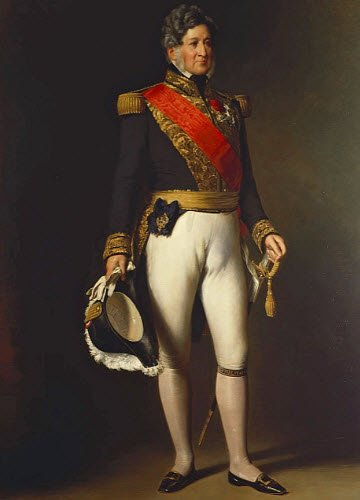 Maraschino liqueur: Louis Philippe, Duke of Orléans (img-04)