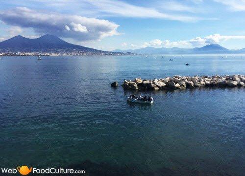 Golfo di Napoli.