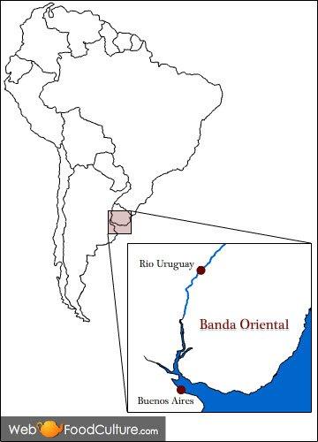 Argentinian Asado: Banda Oriental.