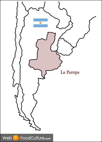 Argentinian Asado: The Pampas.