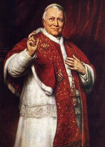 Panettone cake: Pope Pius IX (img-05)