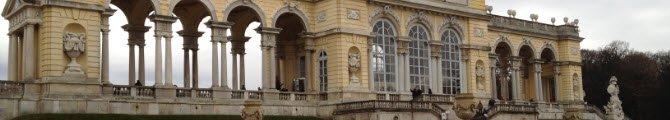 Sachertorte: Vienna: Schönbrunn Palace.