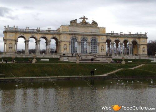 Torta Sacher: Vienna, Palazzo di Schonbrunn.