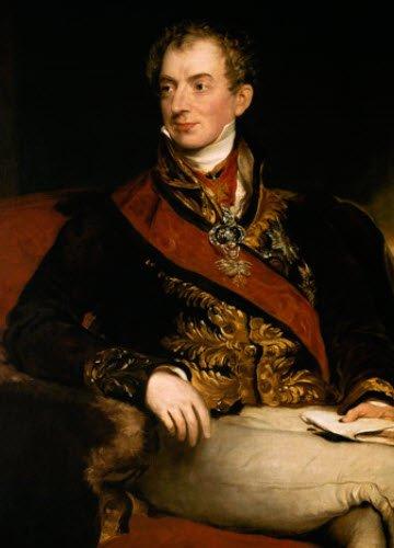 Torta Sacher: Ritratto del Principe Wenzel von Metternich, il primo estimatore della torta Sacher (img-04)
