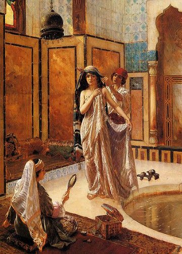 Sicilian Cannoli: The Harem Bath (img-05)