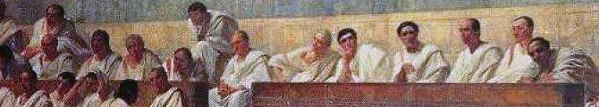 Sicilian Cannoli: Cicero Denounces Catiline (img-01)
