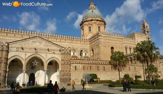 Palermo, the Cathedral (crt-01)