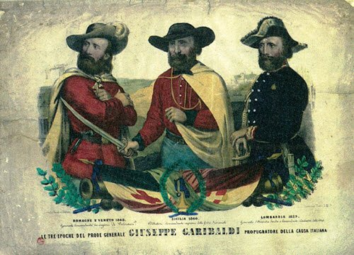 Vino Marsala: Garibaldi in uniforme (img-09)