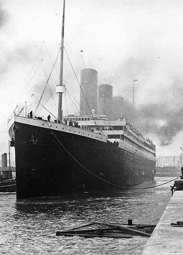 Vino Marsala: Titanic, Southampton (img-13)