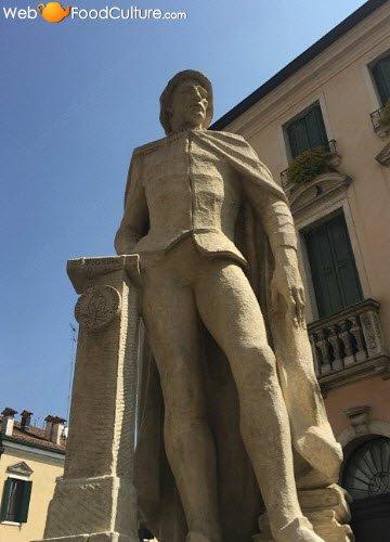 Vino Friularo: Il 'Ruzante', Padova.