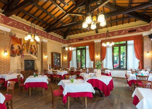 Ballotta, Galileo's Trattoria: interior (crt-01)