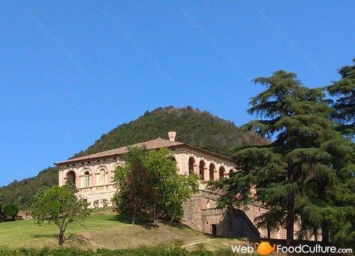 Ballotta, Galileo's Trattoria: 'Villa dei Vescovi'