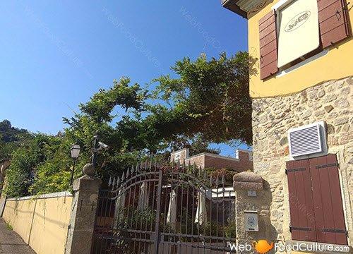 Ballotta, Galileo's Trattoria: The name of Ballotta.