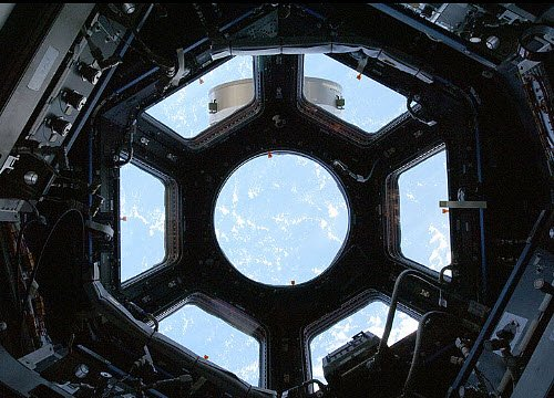 Space food: Cupola view (img-12)