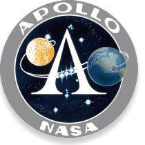 Cibo nello spazio: Logo Missioni Apollo (img-14)