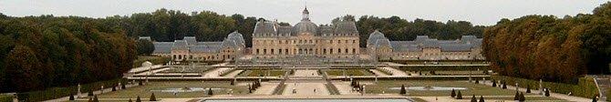 Renaissance banquets by Vatel: Vaux-le-Vicomte, by T.H.Sadeness (cc-01)
