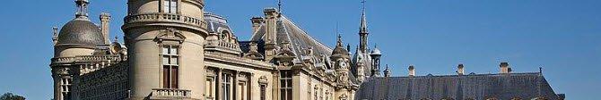 Renaissance banquets by Vatel: Chateau de Chantilly by Jebulon (cc-03)