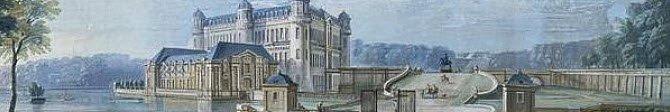 Renaissance banquets by Vatel: Chateau de Chantilly, 18th cen. (img-07)