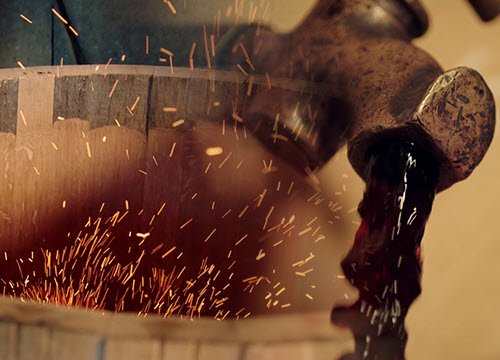 Wine Masters: Fuoco, Legno e Vino (crt-01)