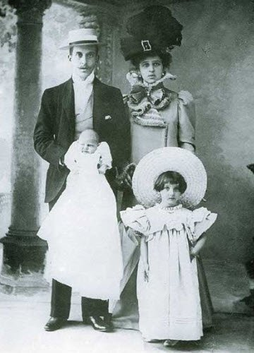 Vino Marsala: Ignazio Florio Jr. e Franca Florio (img-17)