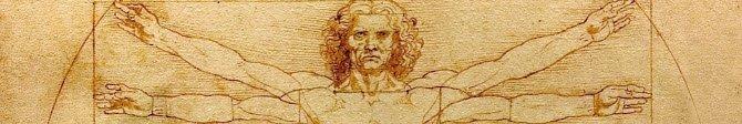 Leonardo da Vinci and wine: Leonardo, Vitruvian Man (img-04)