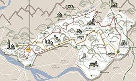 Prosecco wine: The Prosecco wine route (crt-01)