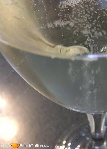 Prosecco wine: Sparkling Prosecco.