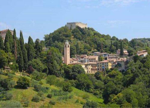 Prosecco wine: Asolo Prosecco Superiore DOCG - Landscapes 03 (crt-02)