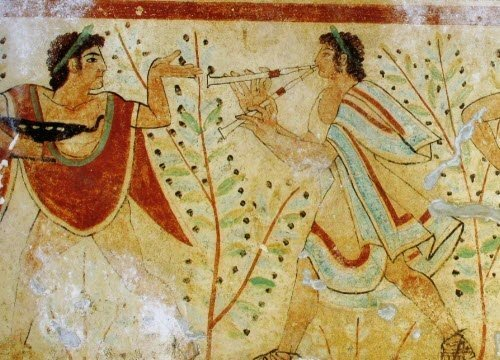 Etruscan painting (img-04)