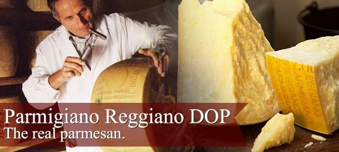 Parmigiano Reggiano cheese: the real Parmesan (crt-01)