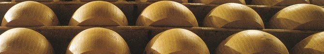 Parmigiano Reggiano: la stagionatura (crt-01)