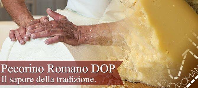 Pecorino Romano DOP, il sapore della tradizione (crt-01)