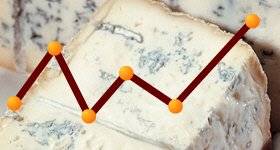 Gorgonzola: calories and nutritional values (crt-01)