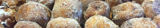 Frittelle veneziane: Zucchero per le 'fritole'.