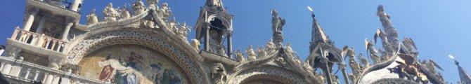 Saint Mark's Basilica, Venice.