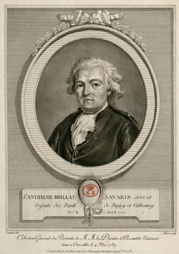Neapolitan rum Babà: Jean Anthelme Brillat-Savarin (img-01)
