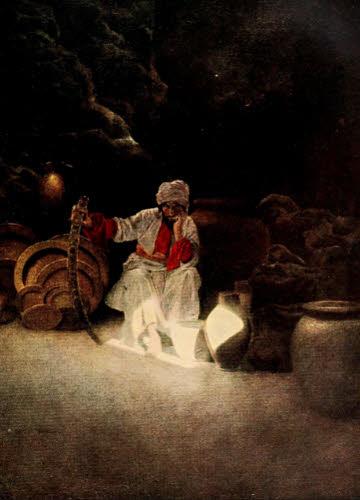 Neapolitan rum Babà: the name of Babà (img-03)