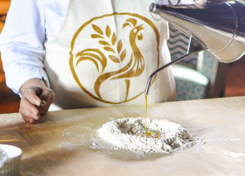 Piadina Romagnola: ingredients (crt-01)