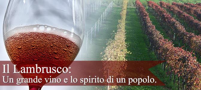 Il Lambrusco: un grande vino e lo spirito di un popolo (crt-01)
