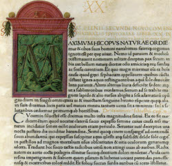 Lambrusco: Pliny the Elder, 'Naturalis Historia' (img-01)