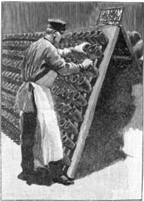 Lambrusco wine: 'Classic' (or 'Champanoise') method (cc-01)