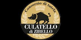 Tassello Consortile del Consorzio di Tutela del Culatello di Zibello (crt-01)