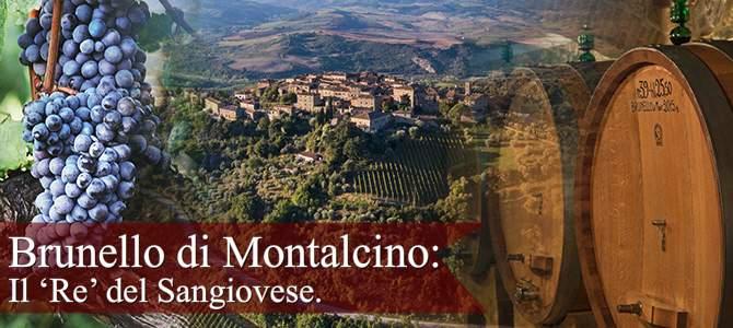 Brunello di Montalcino, il 'Re' del Sangiovese (crt-01; crt-02)