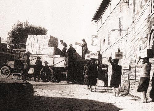 Brunello di Montalcino: la commercializzazione del Brunello (crt-01)